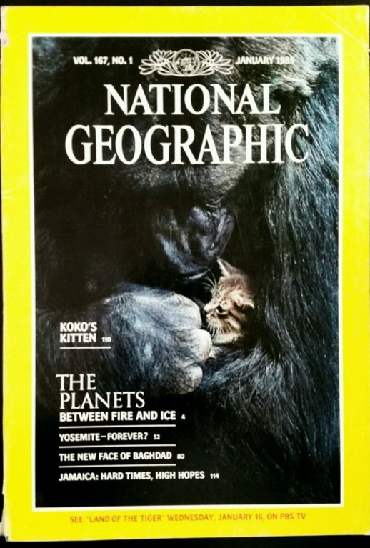2nd Nat Geo Cover