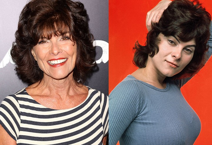 ADRIENNE BARBEAU 73 Years Old