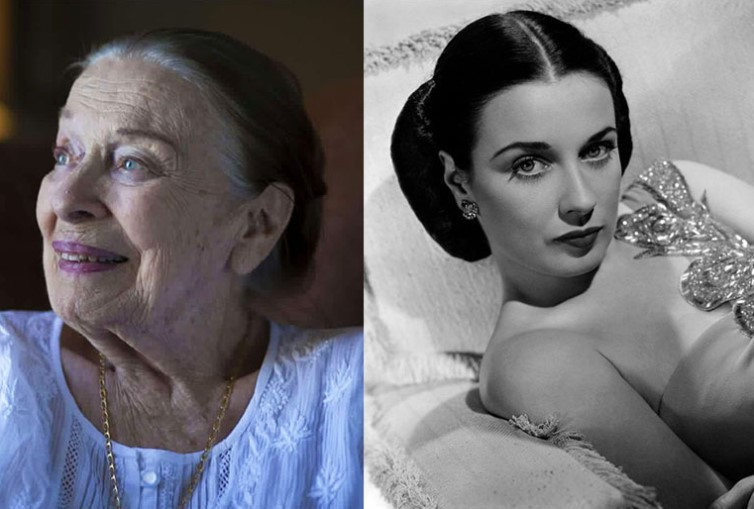 PATRICIA MORISON 102 YEARS OLD