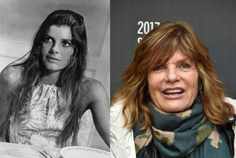 KATHARINE ROSS 78 YEARS OLD