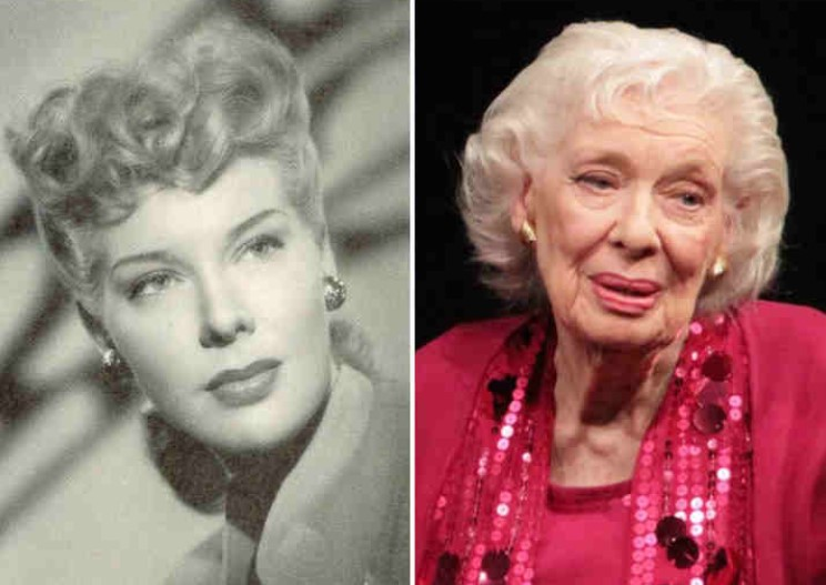 JOYCE RANDOLPH 93 YEARS OLD