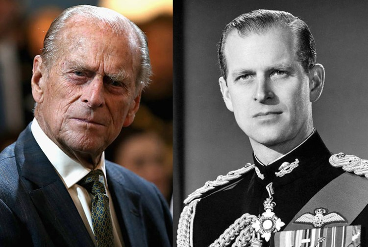 PRINCE PHILIP 93 YEARS OLD