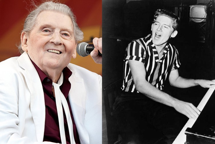 JERRY LEE LEWIS 82 YEARS OLD